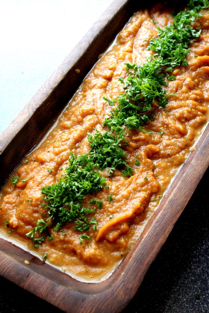 Mirza Ghazemi ~Persian Eggplant Dip – Pane Bistecca